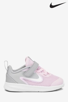 Nike Run Pink Downshifter 9 Infant Trainers