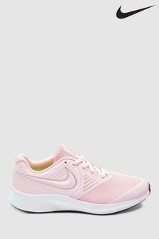 Nike Run Pink Star Runner Youth Trainers