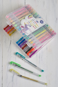 30 Pack Scented Gel Pen Set
