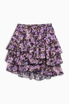 Hanky Hem Skirt (3-16yrs)