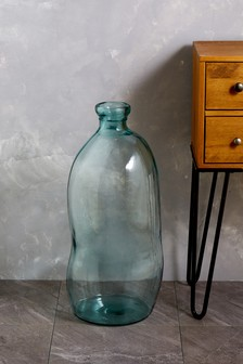 XL Recycled Glass Bottle