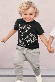 Dino T-Shirt (3mths-7yrs)