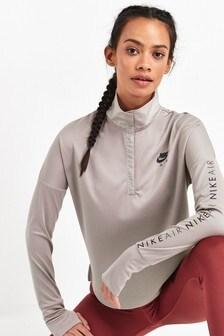Nike Air 1/4 Zip Running Top