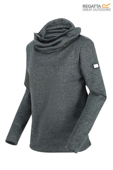 Regatta Green Hedda Cowl Neck Fleece