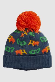 Character Pom Beanie (Younger)