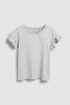 Ruffle T-Shirt (3-16yrs)