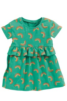 Rainbow Print Dress (3mths-6yrs)