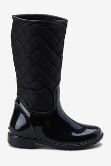 Quilted Wellies (Older)