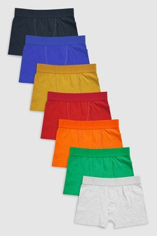 Trunks Seven Pack (2-16yrs)