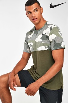 Nike Hyper Dri-FIT Camo Training T-Shirt
