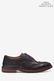 Modern Heritage Leather Brogues