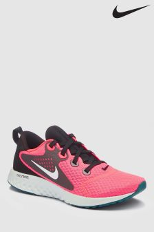 Nike Run Pink Rebel React