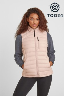 Tog 24 Womens Pink Drax Down Fill Gilet