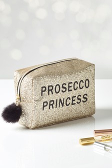 Prosecco Cosmetic Bag