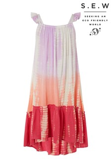 Monsoon S.E.W Tie Dye Maxi Dress