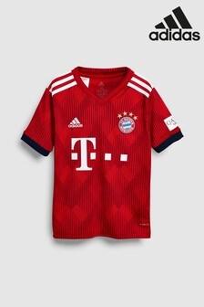 adidas FC Bayern Munich 2018/19 Kids Jersey