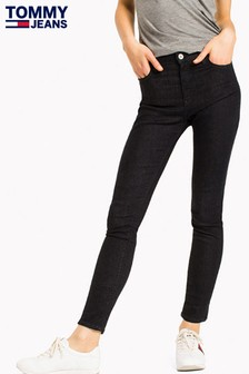 Tommy Jeans High Rinse Skinny Fit Jean