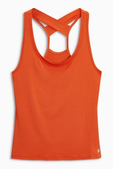 Cross Back Vest