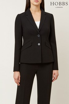 Hobbs Black Mina Jacket
