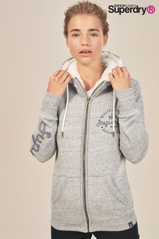 Superdry Aria Applique Zip Hoody