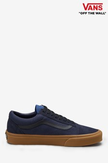 Vans Gum Sole Old Skool Trainers