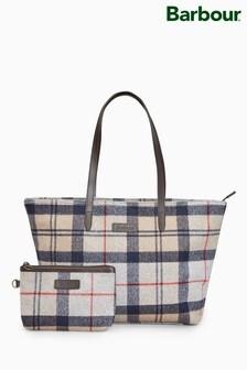 Barbour® Tartan Witford Tote Bag