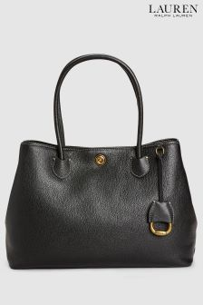 Lauren Ralph Lauren® Leather Tote Bag
