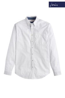 Joules Chalk Multi Check Classic Fit Welford Shirt