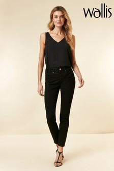 Wallis Black Skinny Jegging