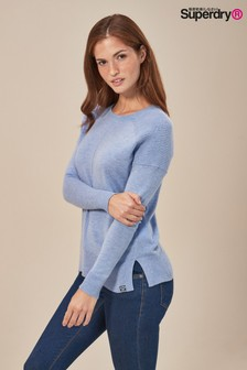 Superdry Bria Raglan Knit Jumper