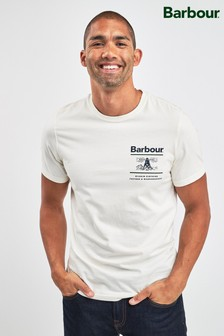 Barbour® White Reed Tee