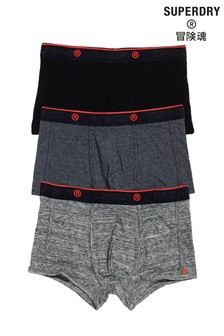 Superdry Multi Boxer Three Pack