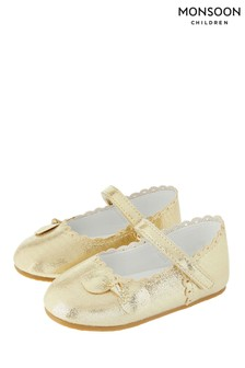 Monsoon Gold Eliana Bow Walker