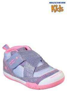 Skechers® Lilac Flex Play Early Start Trainer