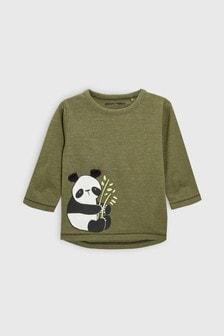 Panda Long Sleeve T-Shirt (3mths-6yrs)
