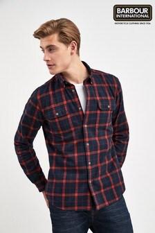Barbour® International Navy Shroud Shirt