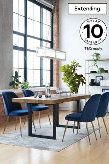 Pleasant Dining Room Furniture And Sets Next Official Site Theyellowbook Wood Chair Design Ideas Theyellowbookinfo