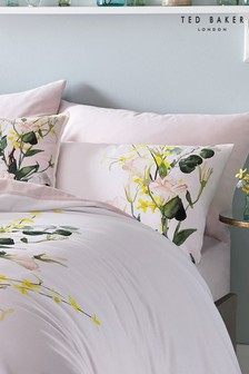 2 Pack Ted Baker Elegant Pillowcases