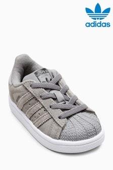 adidas Originals Grey Superstar