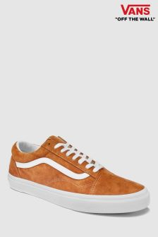 Vans Brown Suede Old Skool