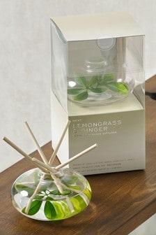 Lemongrass and Ginger 180ml Diffuser