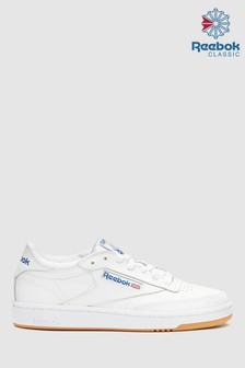 Reebok White Club Trainers