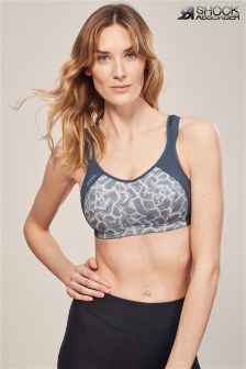 Shock Absorber Grey Active Bra