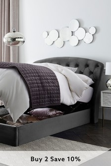 Molly Ottoman Storage Bed