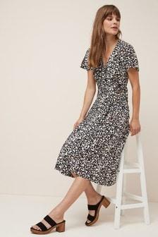 Hoop Midi Dress