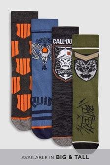 Of Duty-Socken, Viererpack