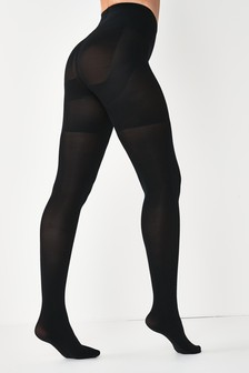 100 Denier Bum, Tum And Thigh Shaping Tights
