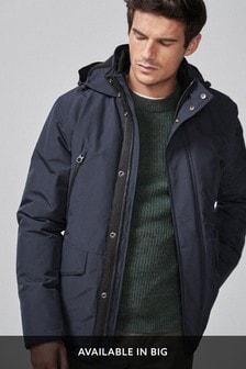 Shower Resistant Wadded Jacket