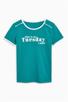 Days Of The Week T-Shirt