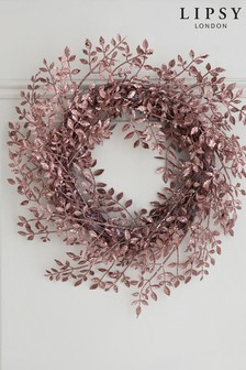 Lipsy Lit Wreath